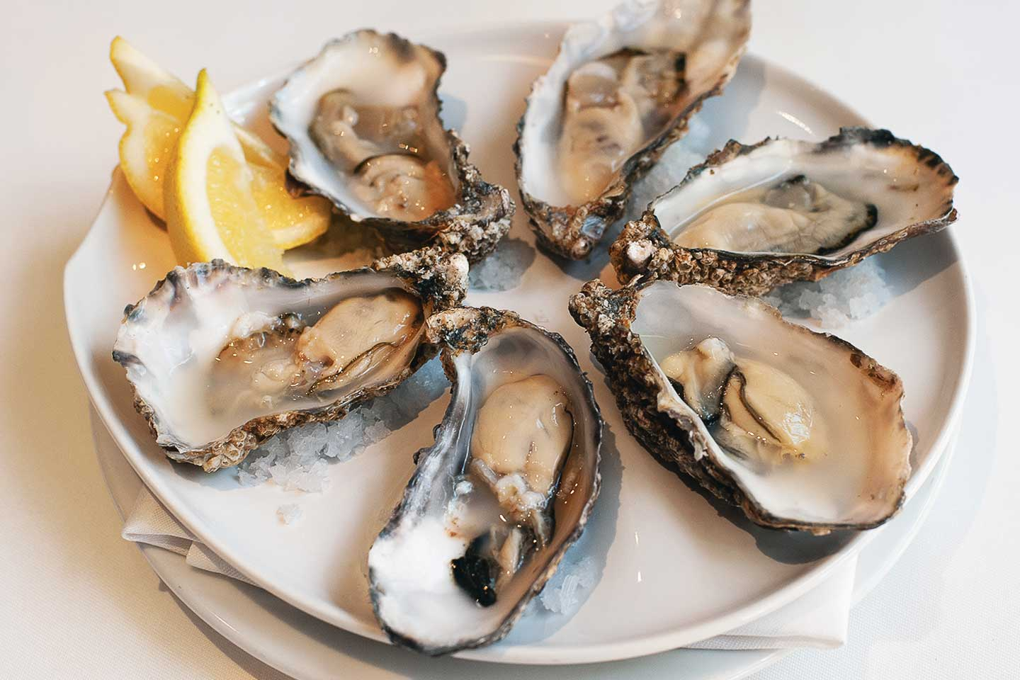 Carlingford Rock Oysters