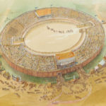 Free Lunch Tours of Roman Amphitheatre – til 14th Sept