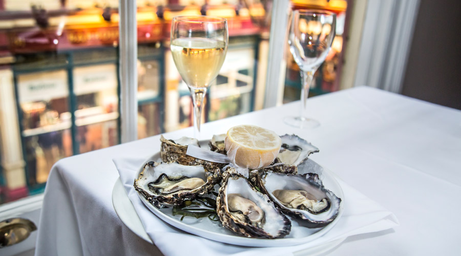 Chamberlains Oysters